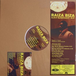 Raiza Biza - Day & Night EP