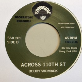 Johnny Pate / Bobby Womack - Soopastole Edits Vol 5.