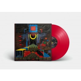 King Gizzard And The Lizard Wizard - Polygondwanaland (Red Vinyl Version)