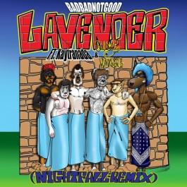 BadBadNotGood - Lavender (Nightfall Remix) Feat. Kaytranada & Snoop Dogg