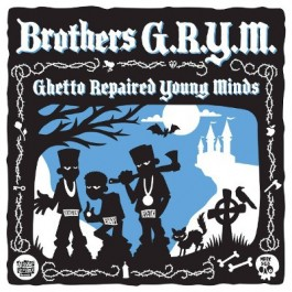 Brothers G.R.Y.M. - Ghetto Repaired Young Minds