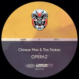 Chinese Man - OPERAZ