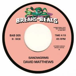 Bob James - Take Me To The Mardi Gras / Sandworms