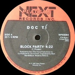 Doc Ti - Block Party