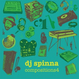 DJ Spinna - Compositions4