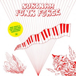 Various - Surinam Funk Force