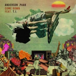 Anderson .Paak Feat. T.I. - Come Down