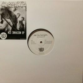 Hip City Swingers - HCS Invasion EP