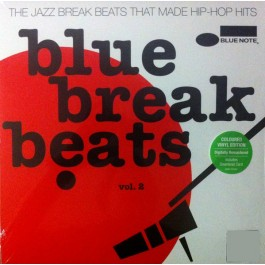Various - Blue Break Beats - Vol. 2