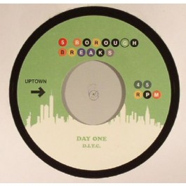 D.I.T.C. / Oliver Sain - Day One / On The Hill