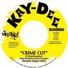 Wildstyle Breakbeats  - Cuckoo Clocking / Crime Cut
