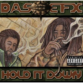 Das EFX - Hold It Down (black vinyl)