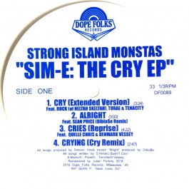 Sim-E / Adum7 - Strong Island Monstas