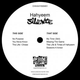 Hahyeem  - Silence EP