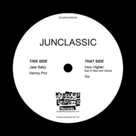 Junclassic - Better Than Fiction EP Chopped Herring