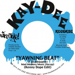 Kenny Dope - Wildstyle Breakbeats: Yawning Beat / Baby Beat