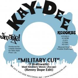 Fab 5 Freddy - Mikitary Cut