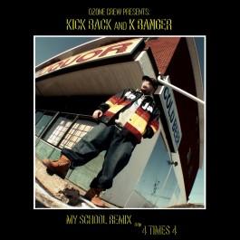 Kick Back & K-Banger - My School Remix / 4 Times 4