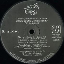 V.A. - Crime Scene Compilation EP 20th Anniversary Edition