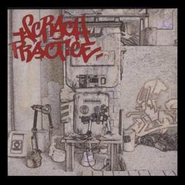 DJ T-Kut - Scratch Practice Clear Vinyl Edition