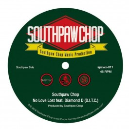 Southpaw Chop - No Love Lost