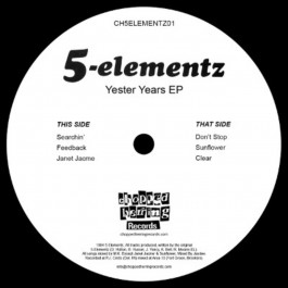 5 Elementz - Yester Years EP 1993 - 1994
