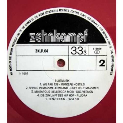 Various Zehnkampf Festival Des Politischen Liedes 1970 1980
