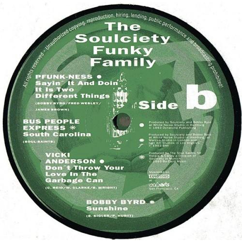 Funky Family - Reggae On!