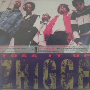 Zhigge - Toss It Up