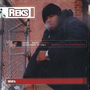 Reks - Easy / Easy [Remix] / Beantown To Cali