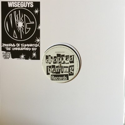 Wiseguys - Process Of Elimination - The Unreleased EP