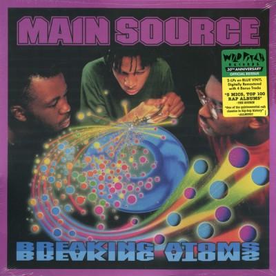 Main Source - Breaking Atoms
