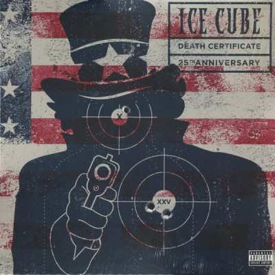 Ice Cube - Death Certificate (25th Anniversary)