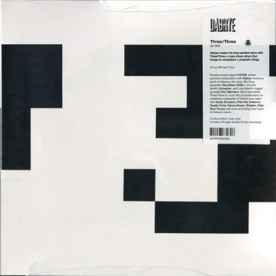 Dabrye - Three/Three