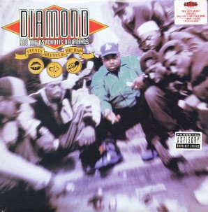 Diamond And The Psychotic Neurotics - Stunts, Blunts, & Hip Hop