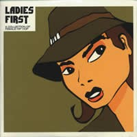 Various - Ladies First - A Collection Of Female Hip Hop