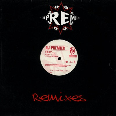 DJ Premier - The Remixes Vol. 5