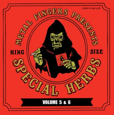 Metal Fingers - Special Herbs Vol. 5 & 6