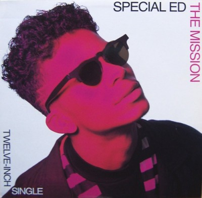 Special Ed - The Mission / See It Ya