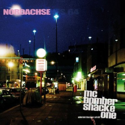 MC Bomber - Nordachse LP