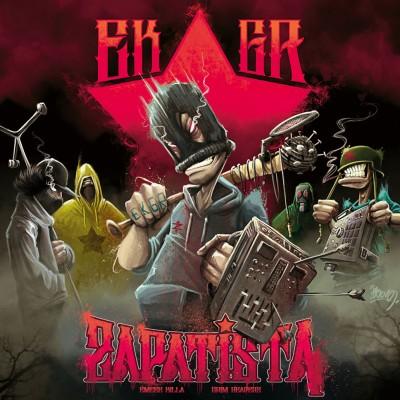 Grim Reaperz & eMcee Killa - Zapatista