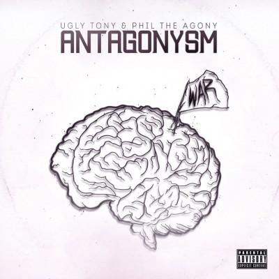 Ugly Tony & Phil The Agony - Antagonysm EP