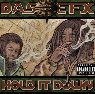 Das EFX - Hold It Down (red vinyl)