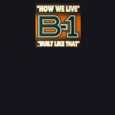 B-1 - How We Live / Built Like That
