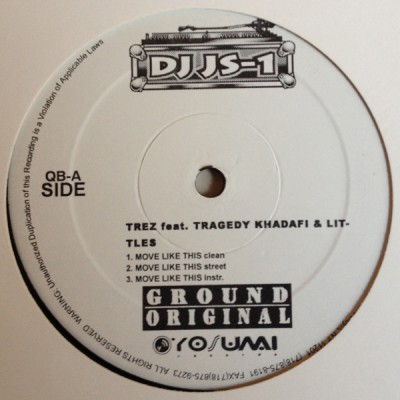 Trez - Move Like This