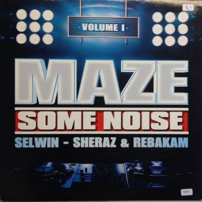 DJ Maze - Maze Some Noise Vol.3