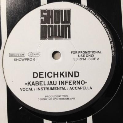 Deichkind - Kabeljau Inferno / Profession