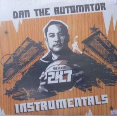 Dan The Automator - 2K7 Instrumentals