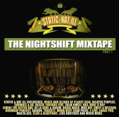DJ Static & Nat Ill - The Nightshift Vol. 1