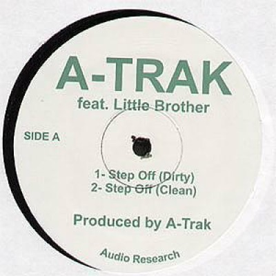 A-Trak - Step Off